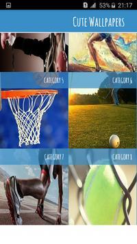 Wallpaper Sport-HD 3D poster