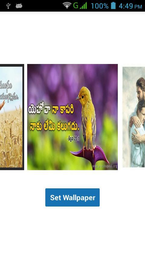 Telugu Bible Offline for Android - APK Download
