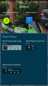 Blast Music Player screenshot 13