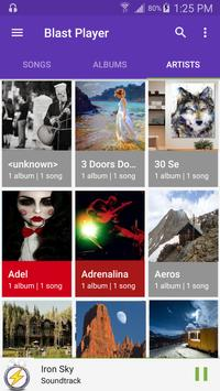 Blast Music Player screenshot 15