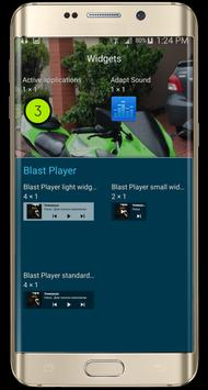 Blast Music Player screenshot 5