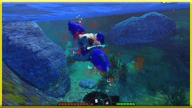 Alimente e cresça um peixe imagem de tela 3