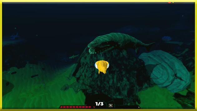 Alimente e cresça um peixe imagem de tela 1
