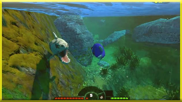 Alimente e cresça um peixe imagem de tela 2