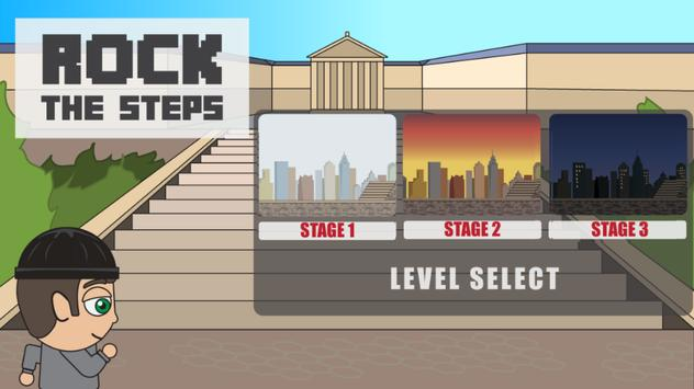 Rock The Steps poster
