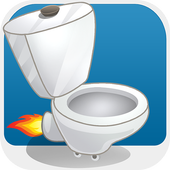 Commode Rush: Toilet Surfers icon