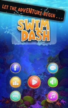 Swim Dash - Undersea Adventure poster
