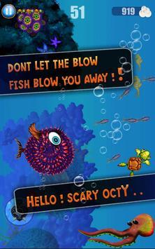 Swim Dash - Undersea Adventure apk screenshot