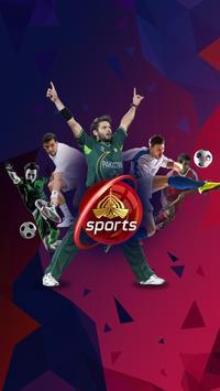 PTV Sports poster