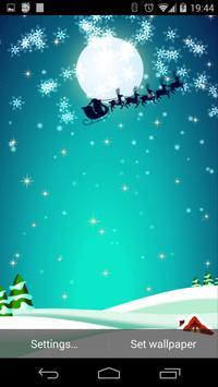 Christmas Live Wallpaper Free screenshot 3