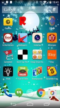 Christmas Live Wallpaper Free screenshot 8
