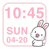 Zodiac sign Clock Widget icon