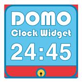 Domo Clock Widget icon
