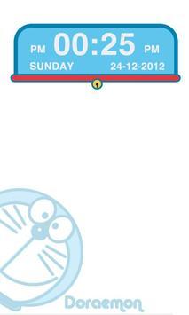 Domo Clock Widget poster