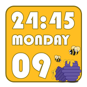 HoneyHoney Clock Widget icon