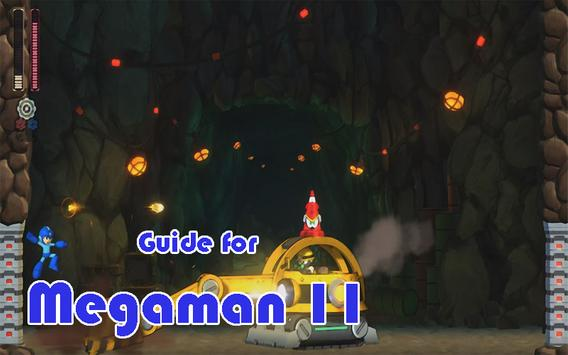 Guide for Megaman 11 screenshot 2
