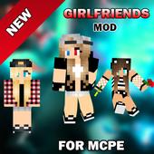 Mod Girlfriend for MCPE icon