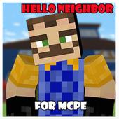 Map Hello Neighbor for MCPE icon