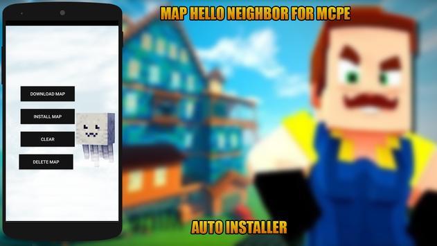 Map Hello Neighbor for MCPE screenshot 3