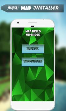 Map Hello Neighbor for MCPE apk screenshot