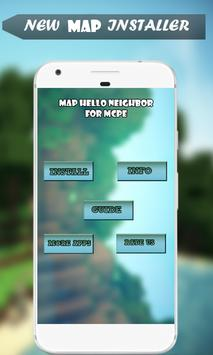 Map Hello Neighbor for MCPE screenshot 2
