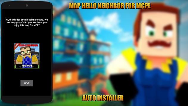 Map Hello Neighbor for MCPE screenshot 4