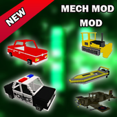 Mod Mech for MCPE icon