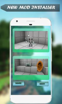 Portal Mod for MCPE poster
