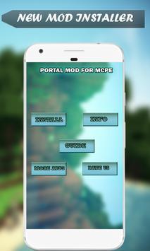 Portal Mod for MCPE screenshot 1