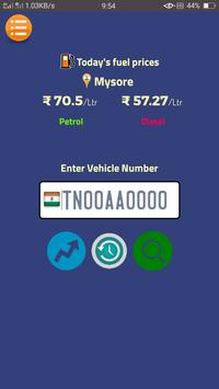 Vehicle Info - India poster