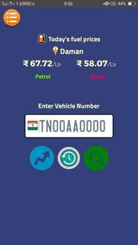 Vehicle Info - India screenshot 4