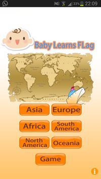 Baby Learns Flag apk screenshot