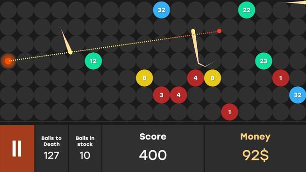 Bounce Destroyer - Brick Breaker apk screenshot