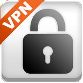 FlyVPN free trial password icon
