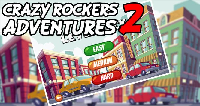Super Mini beat Subway Rockers 2 screenshot 4
