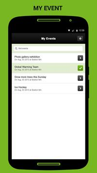 Check-In Manager apk screenshot