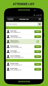 Check-In Manager screenshot 3