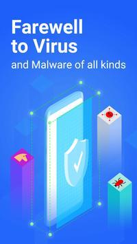 FREE Antivirus 2018 - Virus Cleaner poster