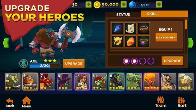 Castle Kingdom: Crush in Strategy Game Free تصوير الشاشة 2