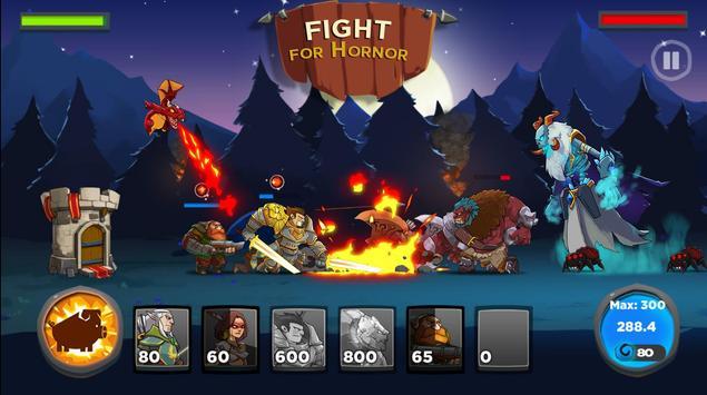 Castle Kingdom: Crush in Strategy Game Free تصوير الشاشة 5