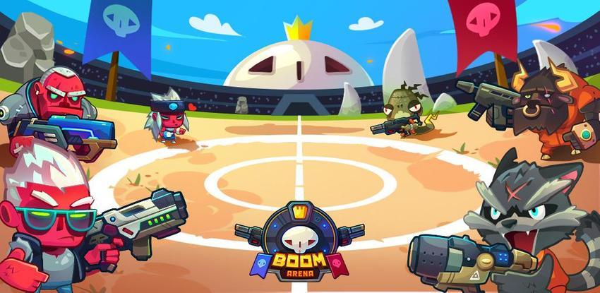 Boom Arena : Free Game MOBA Brawler Strike GO APK