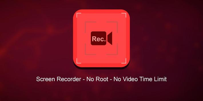 Phone Screen Recorder No Root poster