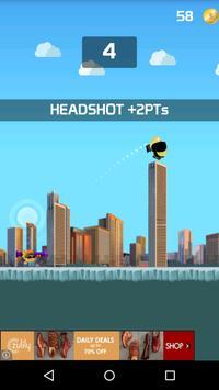 Rocket Boy Hero Tower Saver apk screenshot