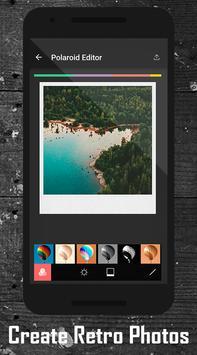 Polaroid screenshot 1