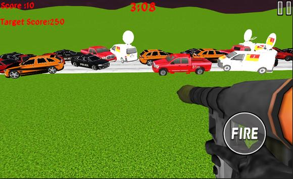 Rocket Launcher Traffic Shooter screenshot 17