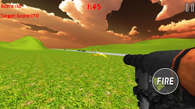 Rocket Launcher Traffic Shooter screenshot 22