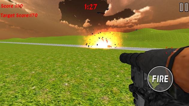 Rocket Launcher Traffic Shooter screenshot 6