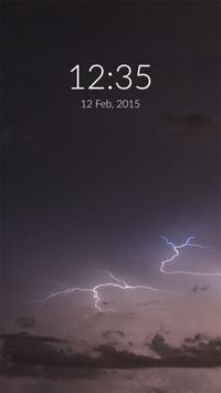 Thunder Wall & Lock poster