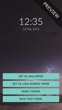 Thunder Wall & Lock apk screenshot