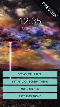 UFO Wall & Lock screenshot 1